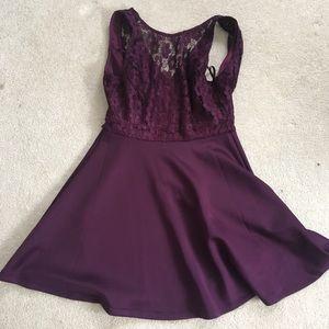 Francesca's cocktail party dress, worn once
